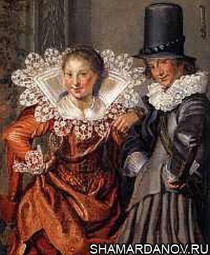 Художник Виллем Бёйтевех (1591-1625)