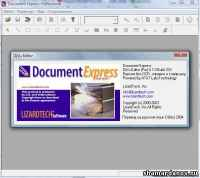 Document Express DjVu Editor (Pro) 4.1.0 Build 333