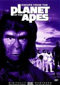 Бегство с планеты обезьян (США, 1971 год) смотреть онлайн