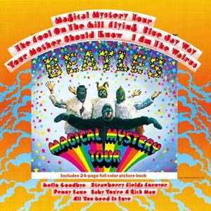 The Beatles - Magical Mystery Tour - слушать онлайн - скачать в mp3