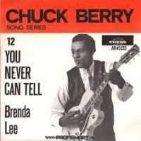 Chuck Berry - You Never Can Tell — слушать онлайн — скачать mp3 — смотреть онлайн