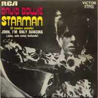 David Bowie - Starman (1972 год) - слушать онлайн - скачать mp3 - смотреть онлайн